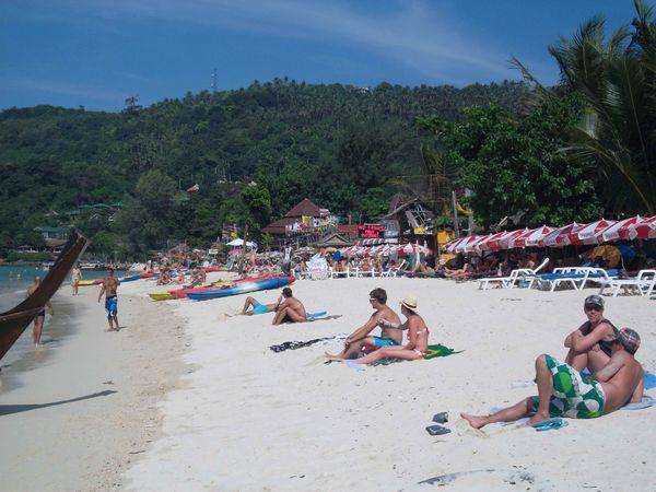 Phi Phi, playa 2