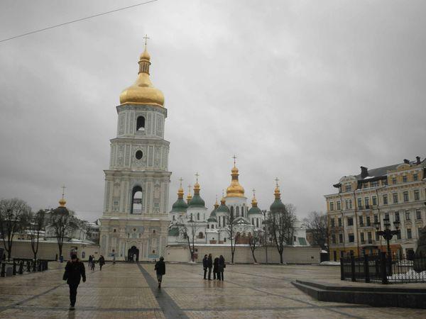 Kiev cathédrale 2