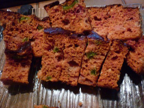 cake salé concentré de tomates, poivron mozza (3)