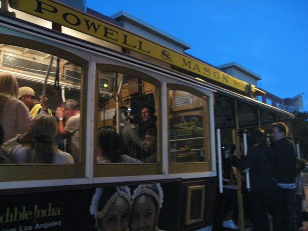 SF17m 1477 Cable Car