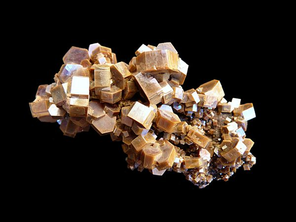 Vanadinite caramel