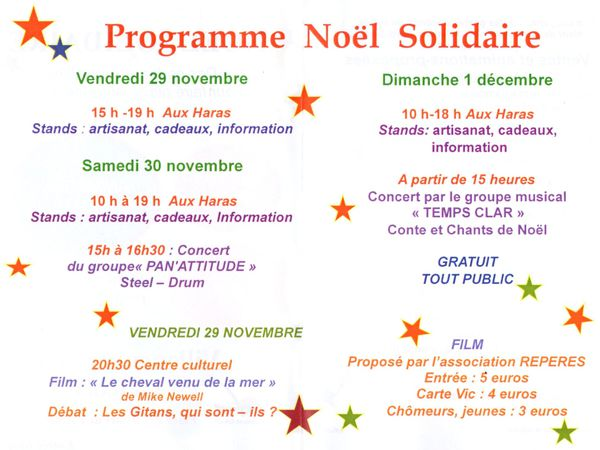 Noël Solidaire 2
