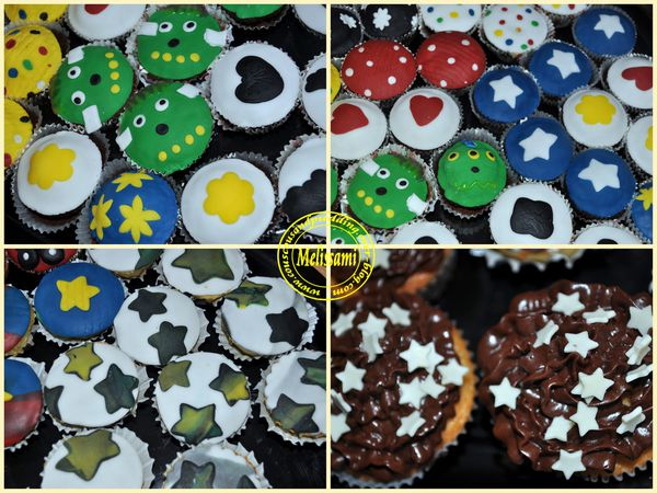 cupcakes pour enfant