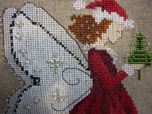 Christmas Elf Fairy 02