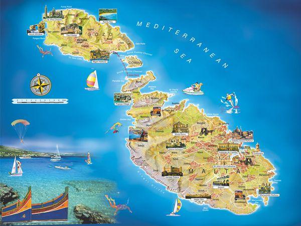 Viaje A Malta A Saltos Por El Mundo