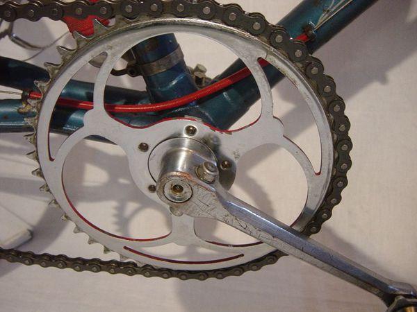 a pedalier