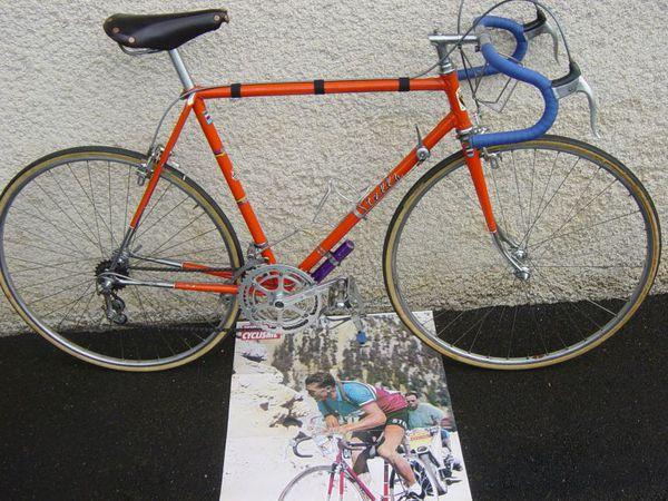 RR Vélo STELLA 1953 restauré