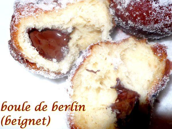 Boule de berlin recette gateau g teaux de vacances populaires en france 2017 - Recette boule de berlin moelleuse ...