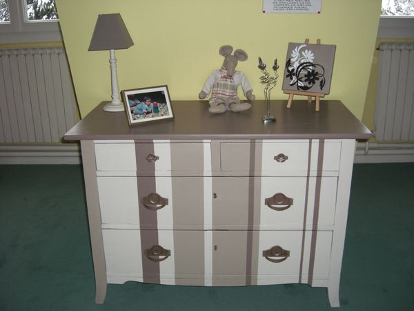 Commode pour une chambre moderne mad d co relook 88 for Deco commode chambre