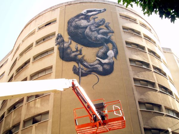 streetartnews roa malaga progress2