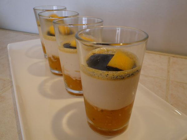 Aperitif les recettes de mimi for Amuse bouche foie gras aperitif