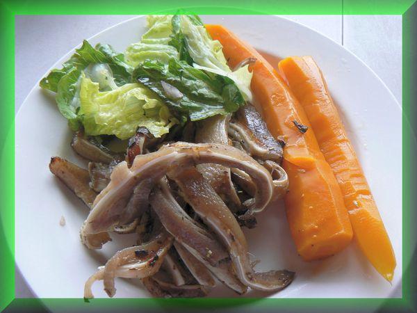 Comment cuisiner champignon oreille de cochon - Cuisiner des champignons ...