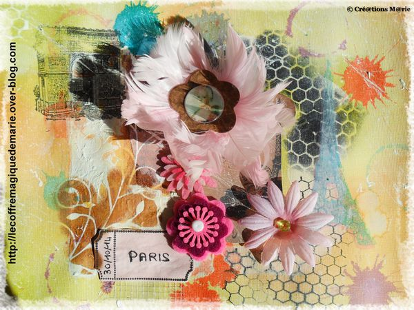 mixed media 2 (les lyonnes du scrap)