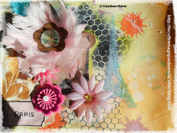 mixed media 7 (les lyonnes du scrap)