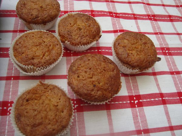 0000000 Muffins façon acrrot cake (2)