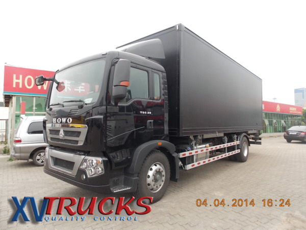 Camion Howo Sinotruk T5G 28 Chine export Afrique A