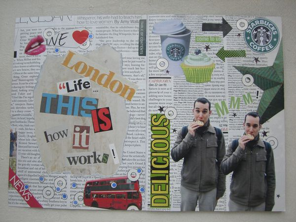 Scrap'Inès Mini London Life 02