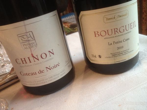 Bourgueil-Chinon