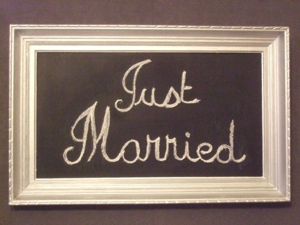 TABLE JUST MARRIED ( noce de perle ) 041
