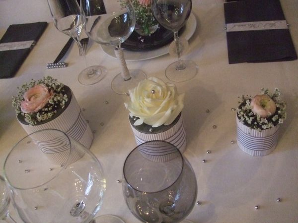 TABLE JUST MARRIED ( noce de perle ) 079