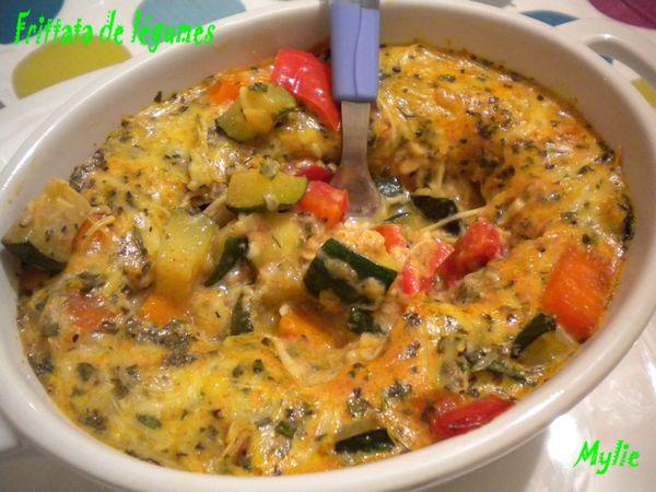 fritata légumes 2