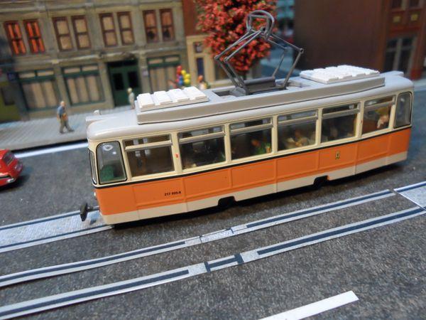 tramway berlin 1961 1 87 diorama a