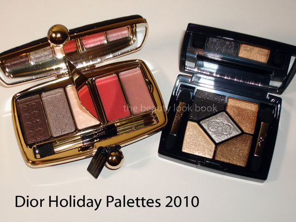Dior Holiday Palettes