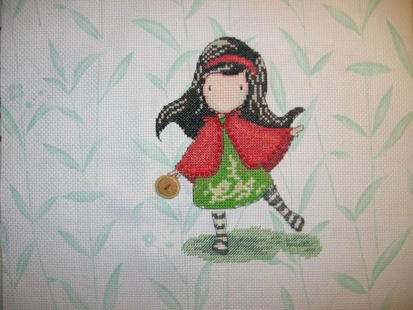 chaperon rouge finie