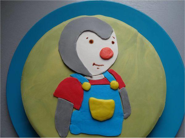 Connu Quand Tchoupi apprend l'anglais, c'est du gâteau ! - Lucky Sophie HG31