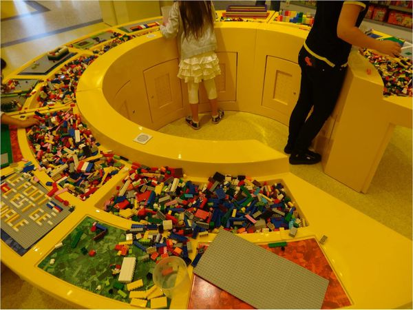 table jeu lego