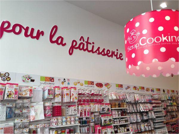 Une Boutique Scrapcooking Pour La P Tisserie Lyon