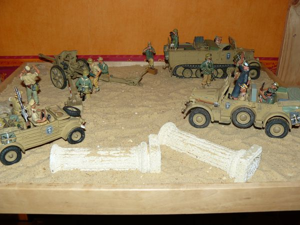 guerre du désert el alamein n