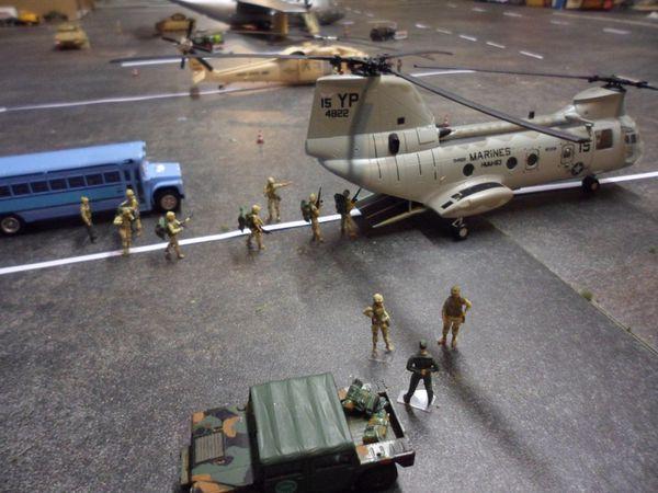 diorama drone rq1 26