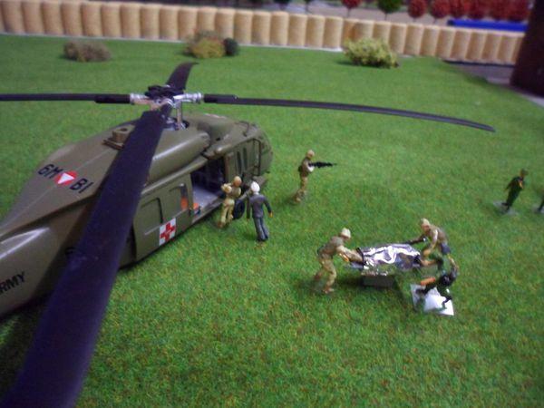 diorama militaire 18