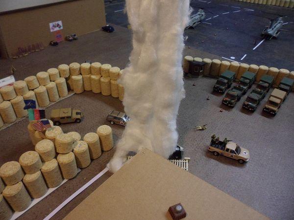 diorama dioramen combat rescue 20