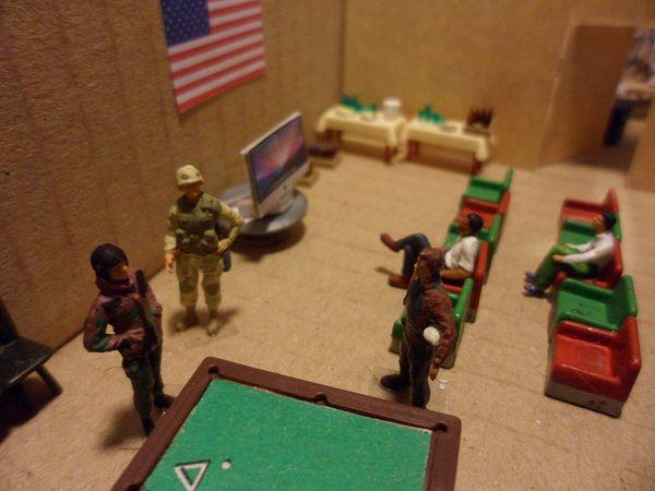 diorama dioramen combat rescue 3