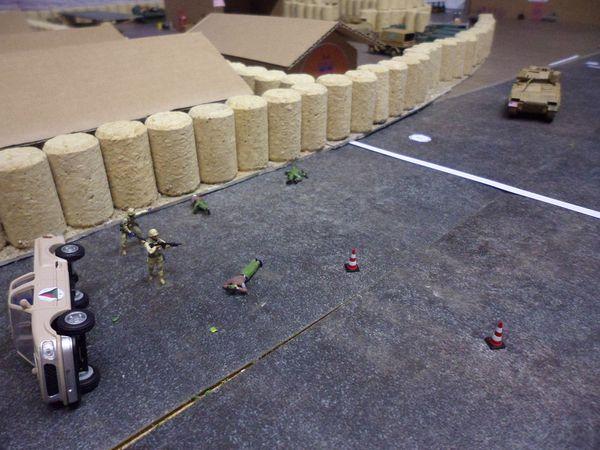 diorama dioramen combat rescue 32