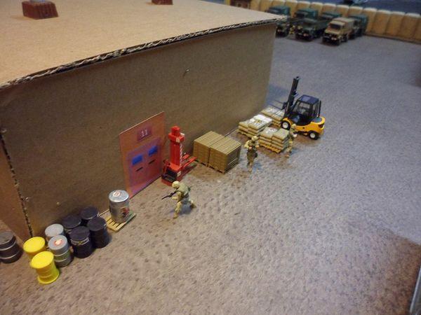 diorama dioramen combat rescue 7