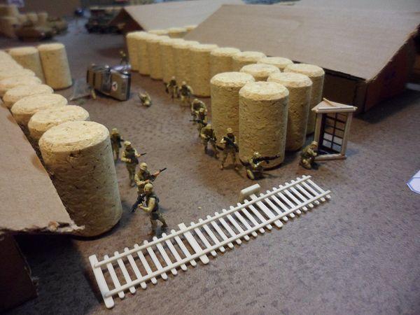 diorama dioramen combat rescue 1