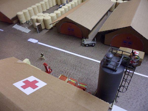 diorama dioramen combat rescue 15