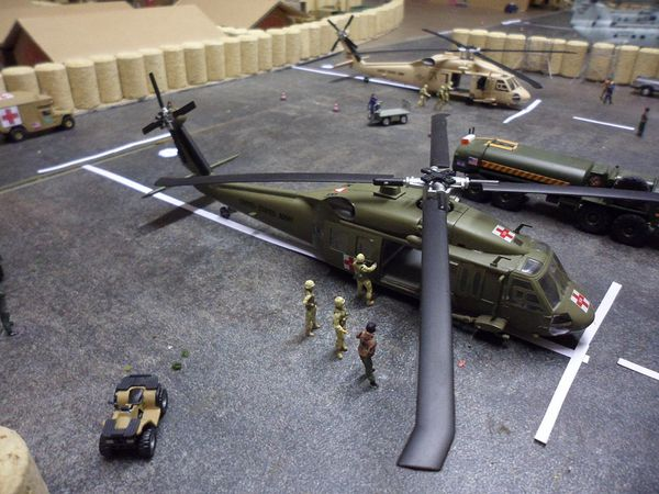 diorama afghanistan 13