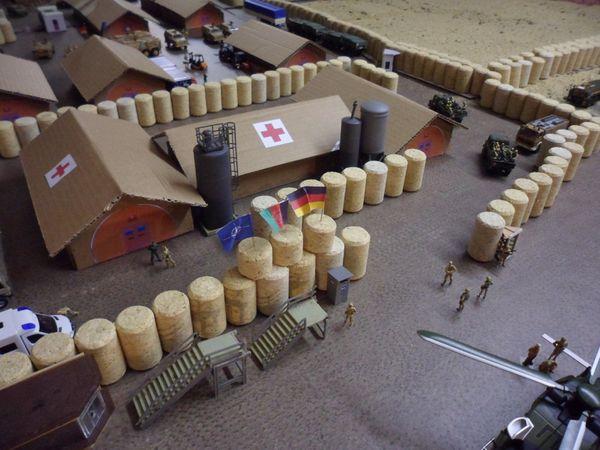 diorama dioramen combat rescue 29