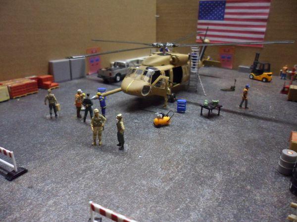 diorama dioramen combat rescue 6