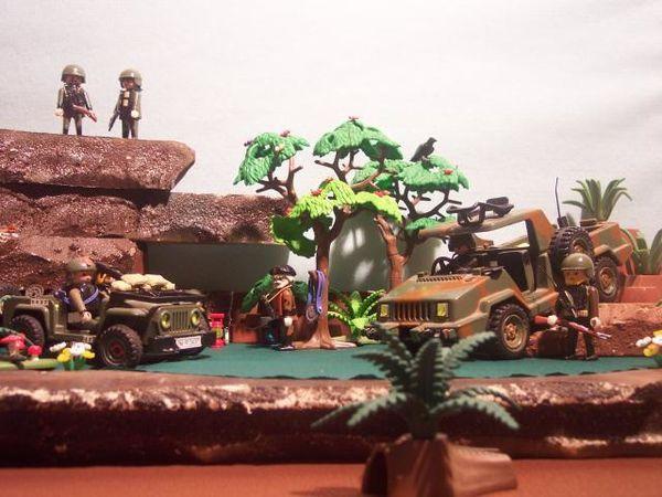soldat playmobil b