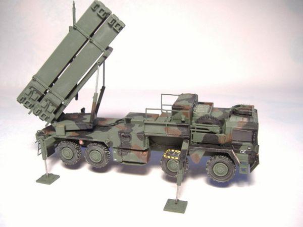 Flugabwehrraketen PATRIOT arsenal m 111200701