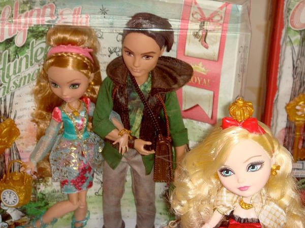 ever after high -la collection