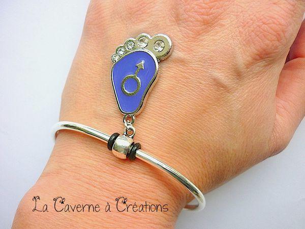 bracelet-de-grossesse-violet-pieds