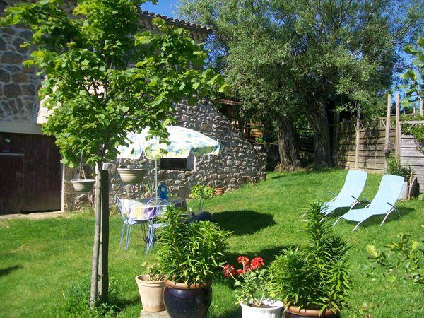 Gite en Ardèche à Champis - Gîtes La Blachonne