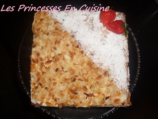 Entremet mousseline aux fruits rouges les princesses en for Mousseline en cuisine