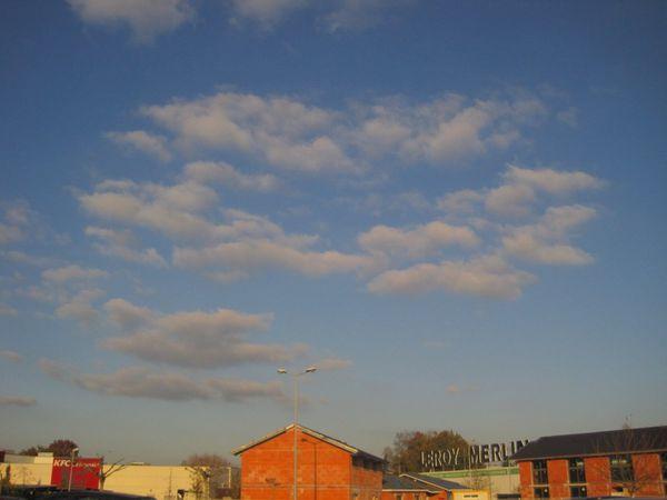 ciel 2 décembre